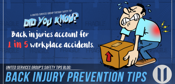Safety Tips Archives | United Services Group